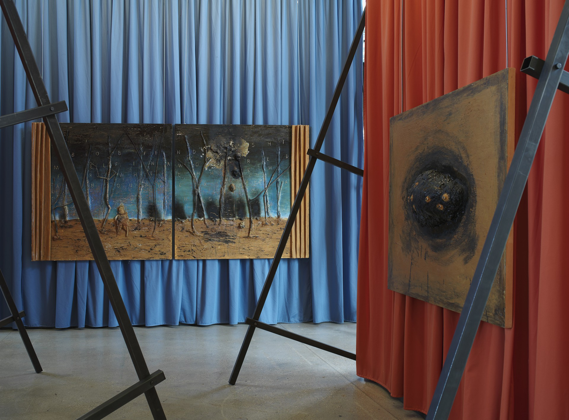 Patrick Gries David Lynch<br/>Fondation Cartier pour l&#8217;art contemporain