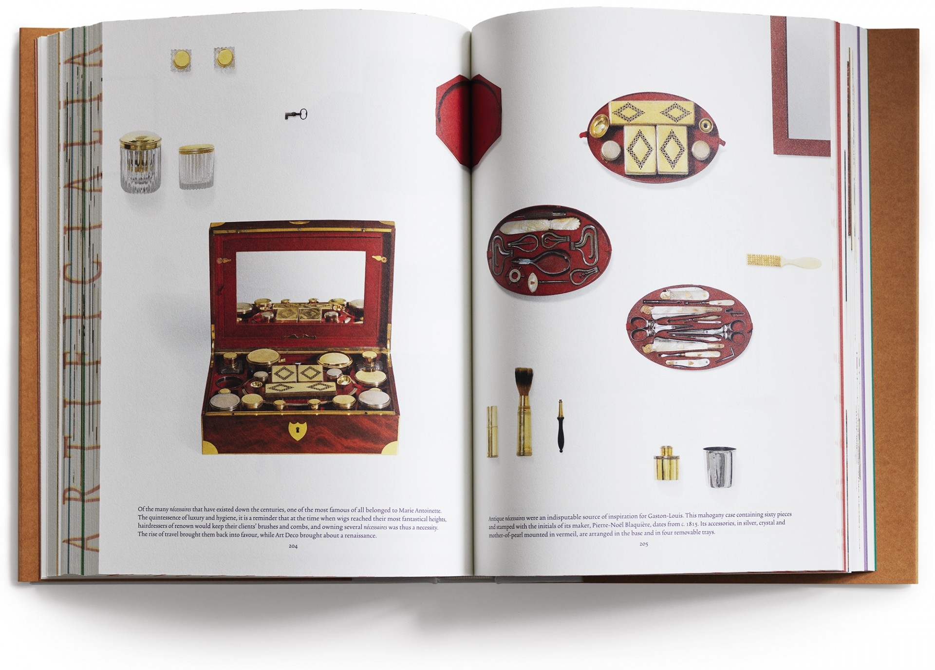 "Patrick Gries Louis Vuitton:  ""Gaston Louis Vuitton  Cabinet of Wonders"""
