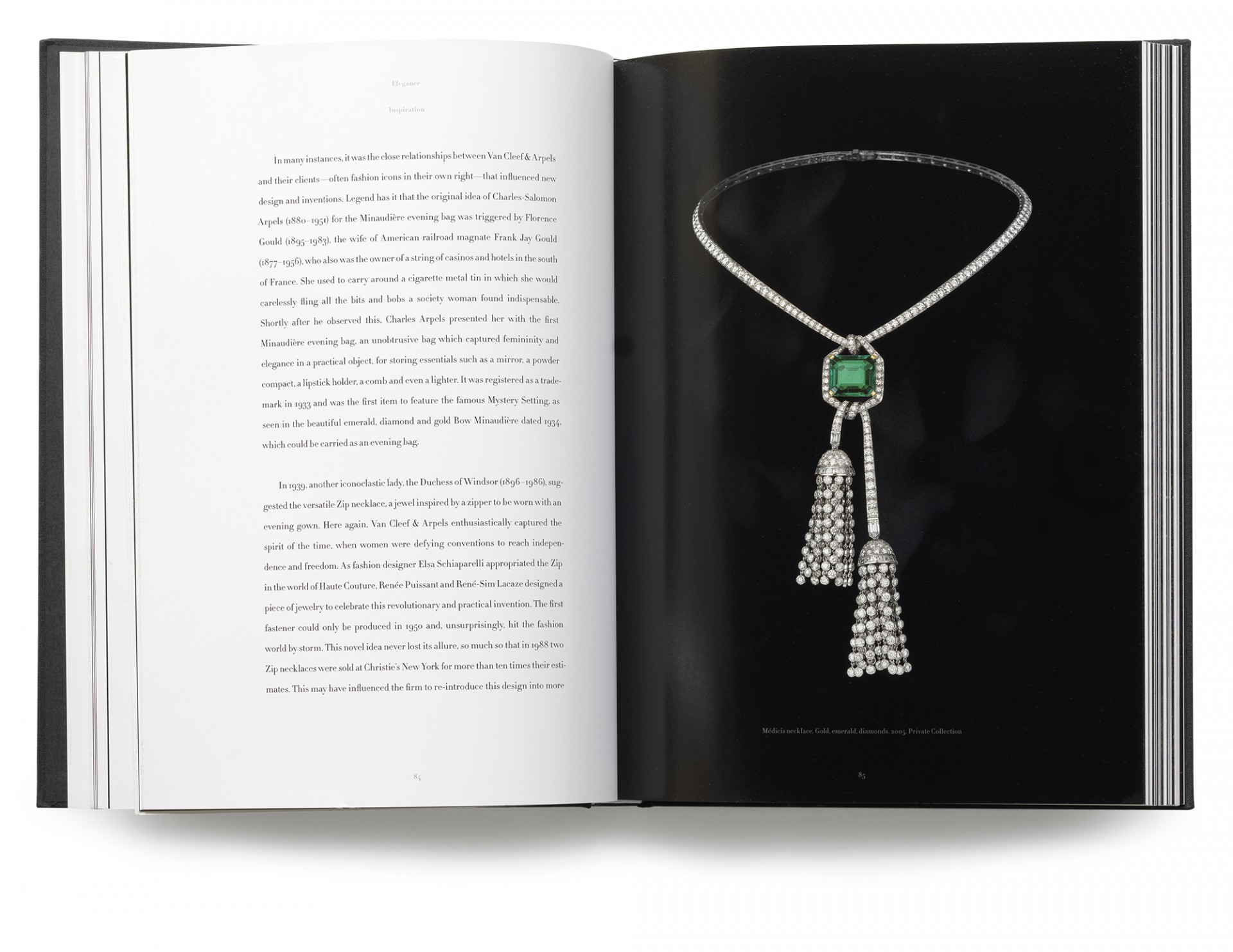 Patrick Gries Van Cleef &#038; Arpels:<br/>Timeless beauty