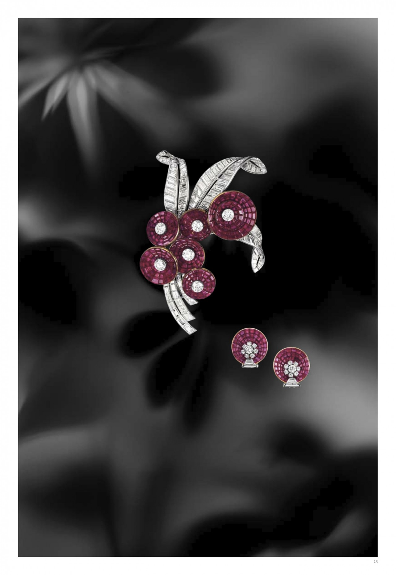 Patrick Gries Van Cleef &#038; Arpels: <br/>The spirit of beauty
