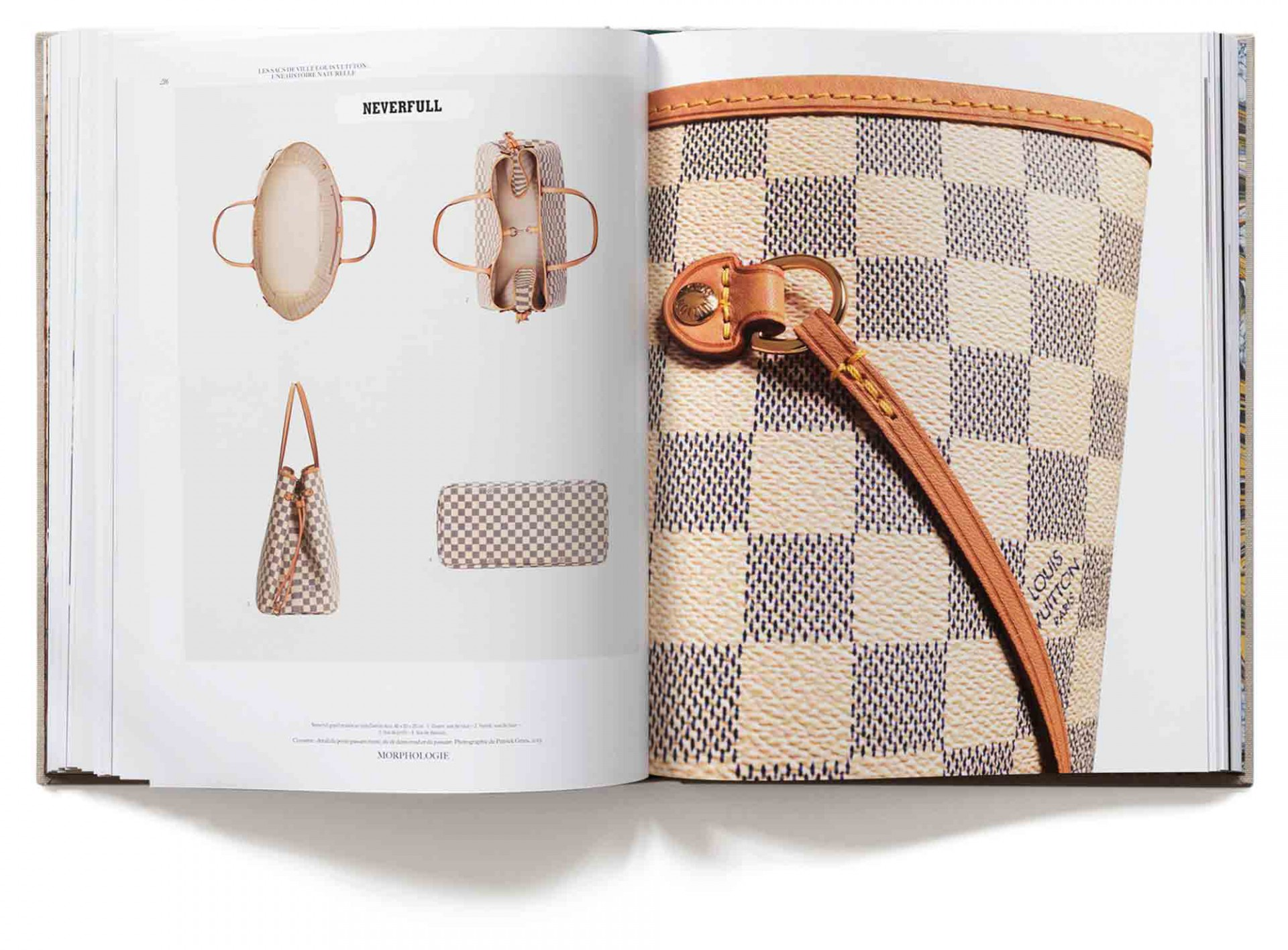 Patrick Gries Louis Vuitton<br/>Les sacs de ville &#8211; City bags