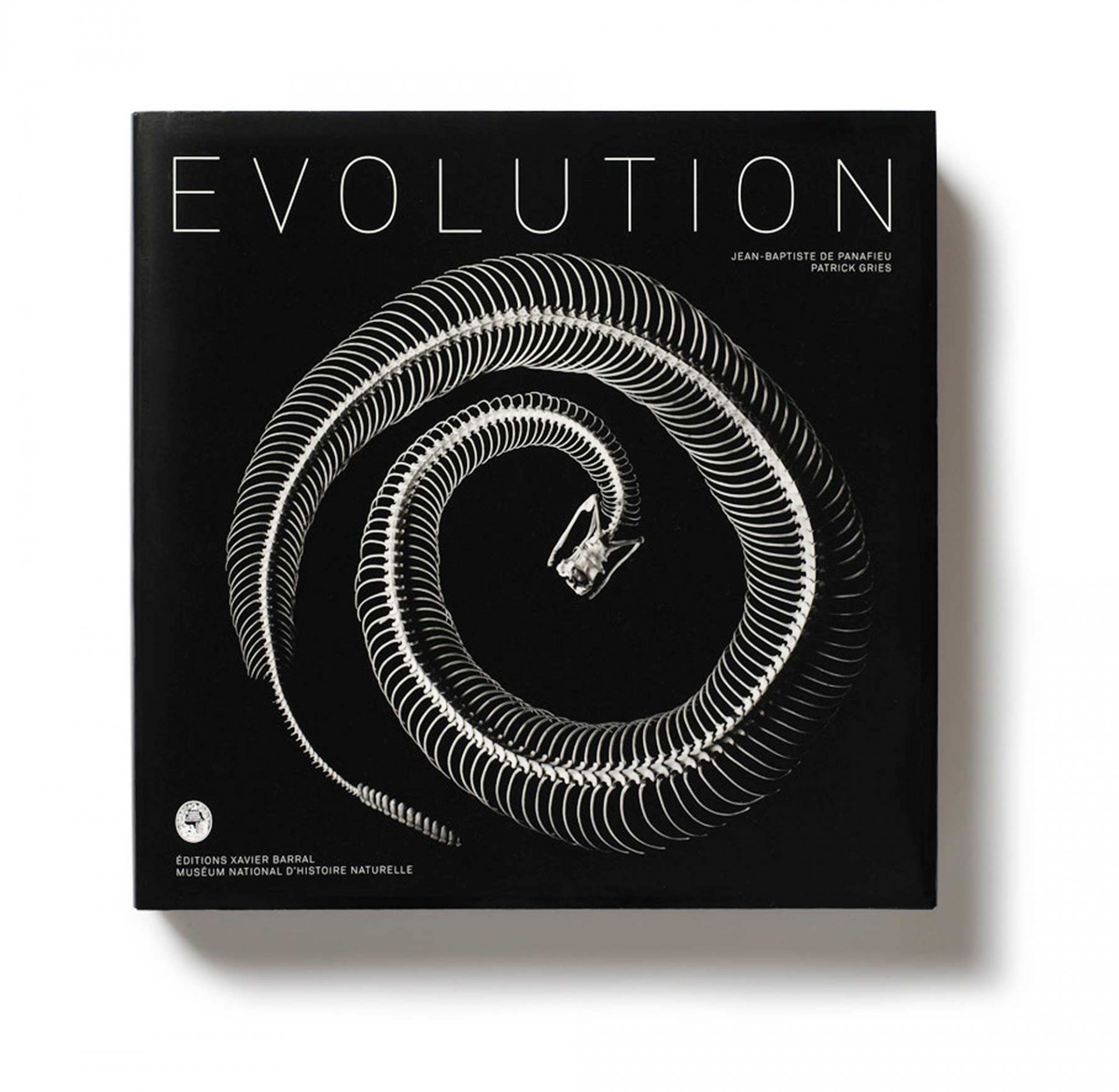 Patrick Gries Evolution<br/>Editions Xavier Barral