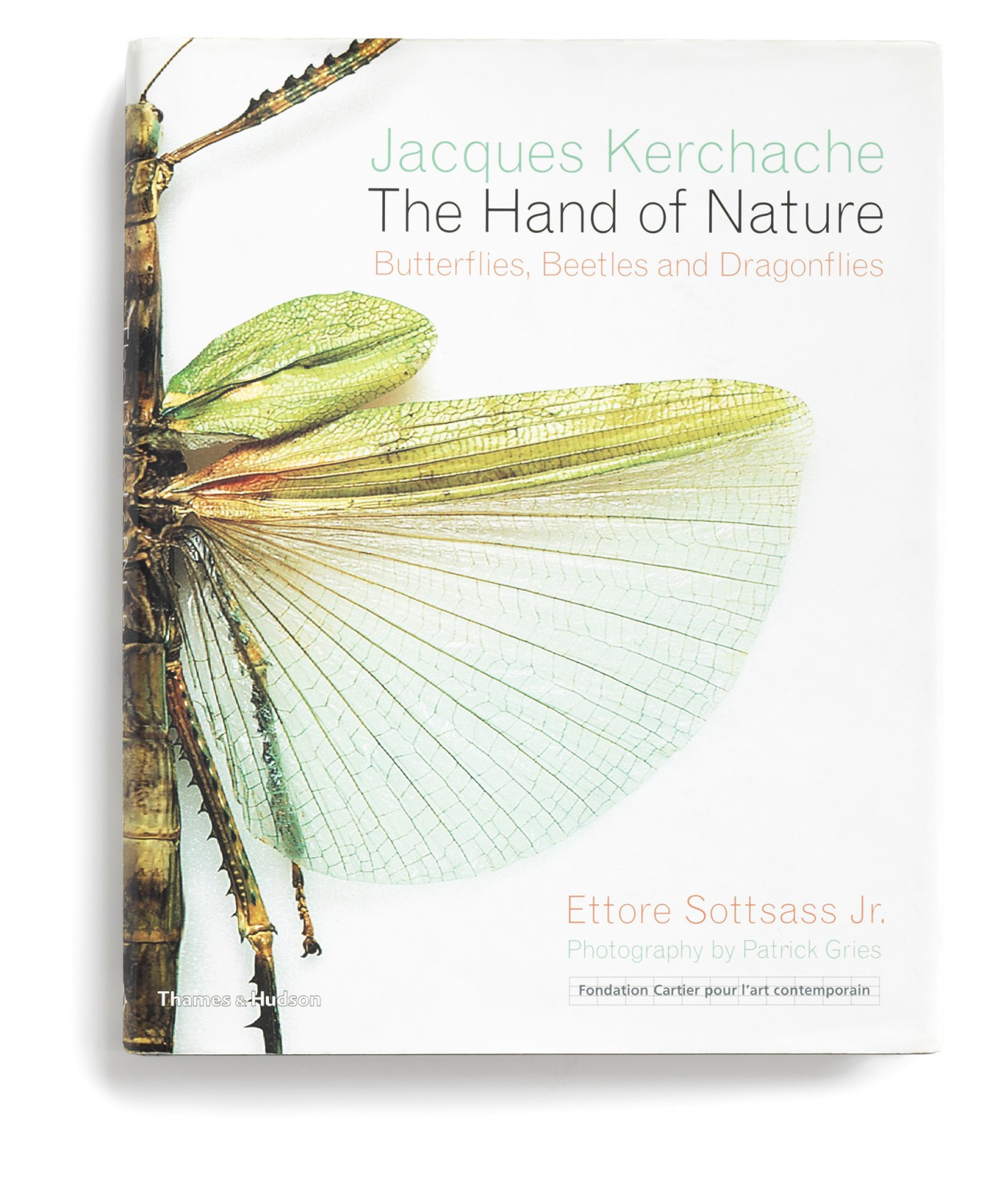 Patrick Gries The Hand of Nature<br/>Thames & Hudson